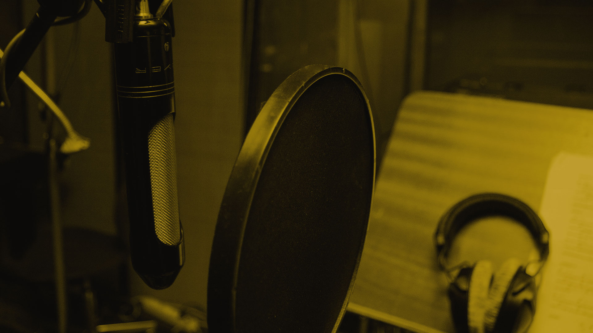 VOICEOVERS AND INSTRUMENTAL OVERDUBS